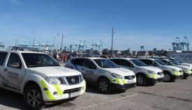 La APBA sustituye el 60% de su parque móvil por vehículos eléctricos e híbridos