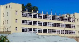 En el Gibraltar College asistirán en dos turnos.