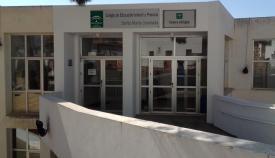 Un colegio público tutelado por la Junta en San Roque. Foto: NG