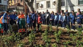 Colegios de Algeciras celebran el Día de las Escuelas Católicas