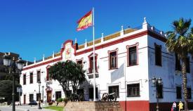 Fachada de la Comandancia General de Ceuta. Foto Ceutaturistica.com