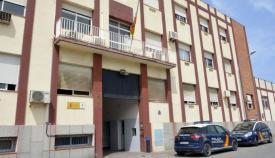 La comisaría de la Policía Nacional en La Línea