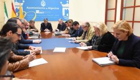 Landaluce garantiza la estabilidad de la plantilla de Ayuda a Domicilio