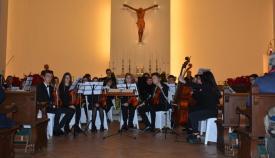 Una imagen del concierto de Reyes en Sotogrande