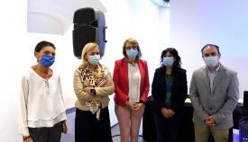 Uno de los actos por el 25 aniversario. Foto Ayto. Algeciras