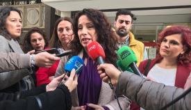 Rocío Ruiz, consejera de Igualdad, en una foto de archivo