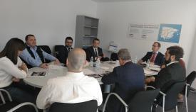 Reunión del Consejo Territorial del Campo de Gibraltar de la CEC