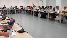 El Consejo de Gobierno de la UCA se reúne en el Campus de Algeciras