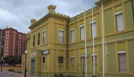 Conservatorio Muñoz Molleda, de La Línea. Foto: NG