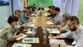 Consejo de Administración del Consorcio de Transportes del Campo de Gibraltar