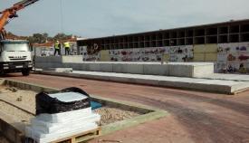 Una imagen reciente del cementerio municipal linense. Foto: NG