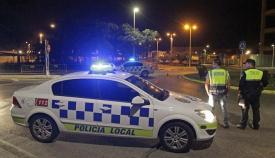 La Policía Local inicia una campaña de controles a vehículos en Algeciras