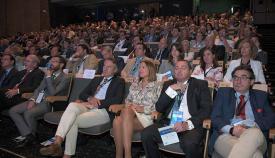 Franco y Sánchez, en primera fila de la Convención CEC 2018