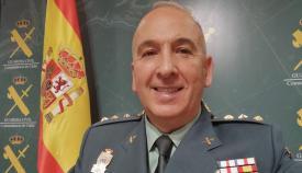 El coronel jefe de la Comandancia de la Guardia Civil de Cádiz, Jesús Núñez