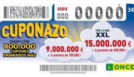 La fortuna ha sonreído a Algeciras gracia al sorteo de la ONCE. Foto: NG