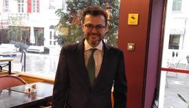 Damon Bossino, parlamentario del GSD
