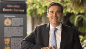 Daniel Feetham lider del GSD en Gibraltar