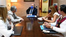 Ayuntamiento de Algeciras y Mancomunidad se unen por la comarca