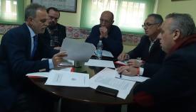 Salvador de la Encina defiende los PGE del Gobierno de Sánchez para el Campo de Gibraltar
