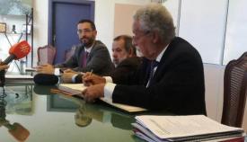 Reunión de noviembre del alcalde y los defensores