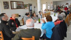 Desayuno saludable en el centro de día de San Enrique