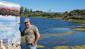 Verdemar pide protección para recuperar el águila pescadora en la laguna de Las Pilas