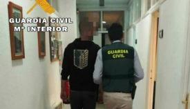 Un detenido en Ávila por un delito de odio contra el agente Fermín Cabezas