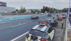 La Guardia Civil efectuará controles a la entrada y salida de Algeciras