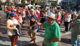 Algeciras celebra el Día Internacional del Mayor