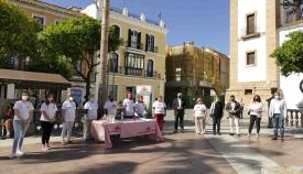 El Ayuntamiento de Algeciras conmemora el Día de la Fibromialgia