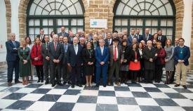 La Diputación de Cádiz ha celebrado sus 40 años de servicio