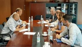 Diputación ha anunciado un refuerzo en su oficina de La Línea