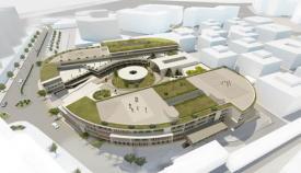 El diseño proyectado para las nuevas escuelas en Gibraltar