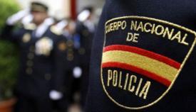 Distintivo del Cuerpo Nacional de Policía