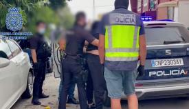 Desarticulado un grupo en Algeciras de tráfico de hachís con cinco detenidos