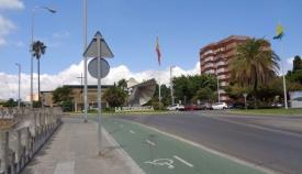 La empresa SICE renovará el alumbrado exterior de la Reconquista