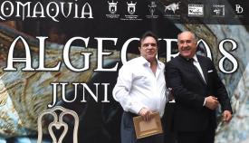 Pesar en Algeciras por el fallecimiento del escritor José Reyes Carmona