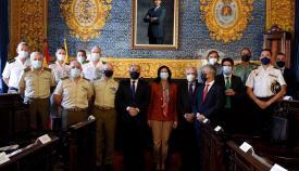 La cesión al Ayuntamiento del antiguo Gobierno Militar, en marcha