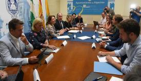La Junta realizará obras hidráulicas a cargo del canon autonómico en Algeciras