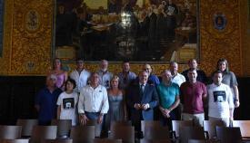 Algeciras reúne a los alcaldes de los municipios afectados por la problemática del tren