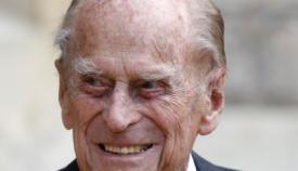 El duque de Edimburgo. Foto BBC.
