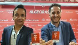 El Algeciras lanza el Carnet Algecirista