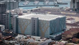 Edificio de los aparcamientos Midtown