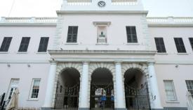 Edificio del Parlamento. Foto InfoGibraltar