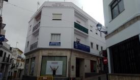 """Imagen del actual edificio """"Pascual Molina"""""""