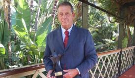 Eduardo Briones, director del IECG. Foto Infogibraltar