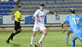El Algeciras incorpora al delantero Álex Melgar en calidad de cedido