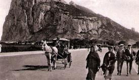 El Campo llamado Neutral hacia finales del siglo XIX o primeros años del XX. Archivo APG