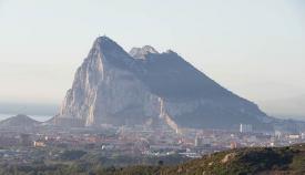 Vista panorámica del Peñón de Gibraltar. Foto NG
