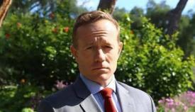 El parlamentario del GSD, Elliot Phillips. Foto NG